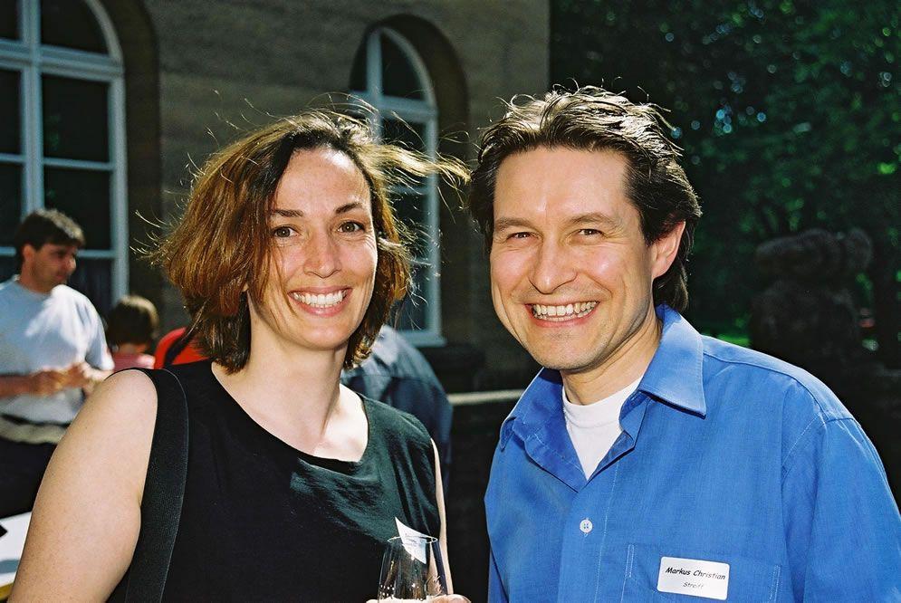 Jahrgängertreffen 2002 Apéro 24